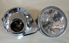 "Custom 7"" Headlight 4-Motorcycle-Custom Bikes-Choppers-Bike Lighting-YJD12-1"