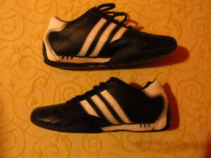 SNEAKERS-BASKETS-ADIDAS-GOOD-YEAR-ADI-RACER-NOIR-BLANC-42-8-8-5-DEADSTOCK-RARE