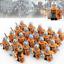 21pcs-Game-of-Thrones-Minifiguren-Baratheon-Armee-Militaer-Figur-fuer-LEGO-Minifigur Indexbild 13
