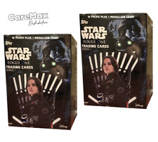 2016 Topps Star Wars Rogue One Series 1 Blaster Box (2 box lot!)