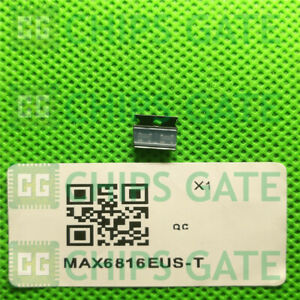 5pcs MAX6816EUS+T MAX 6816 EUS T Integrated Circuit IC