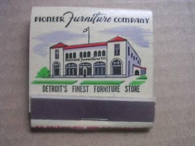 Pioneer Furniture Co 1745 E Grand Blvd, Used Furniture Detroit Mi