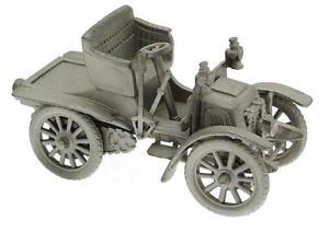 1903-Panhard-7HP-Car-Danbury-Mint-Pewter-Authentic-Scale-Replica-Car