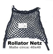 Einkaufsnetz Rollstuhl Transport-Netz Rollatornetz RollatorScooter Tragebeutel