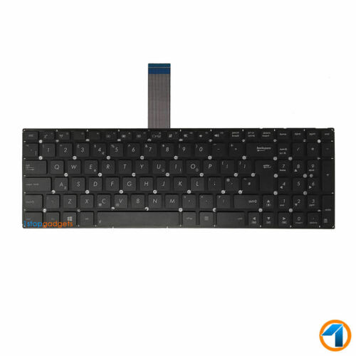 Keyboard for Asus X550CC-XO072H X550E X550J Laptop Notebook QWERTY UK English