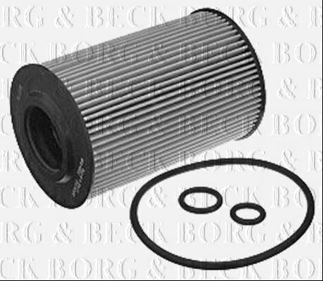 BORG /& BECK OIL FILTER FOR VW PASSAT SALOON 2.0 103KW