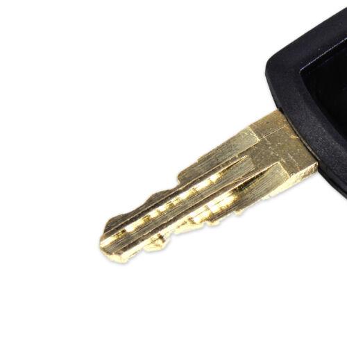 2ST Zundschlussel Schlussel Ignition Key fur Caterpillar CAT Raupe 5P8500 wo