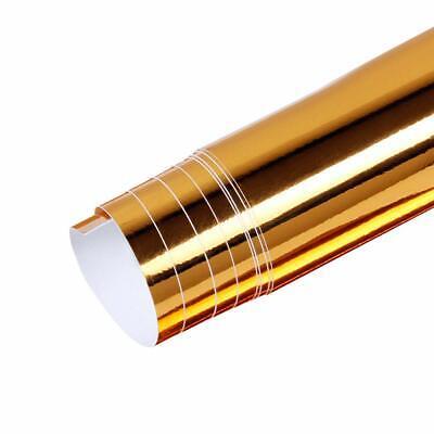 Rotolo Pellicola Adesiva Dorata Oro 45cmx2mt Libri ...