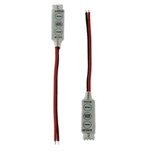 offene Enden Mini RGB LED Controller Steuerung