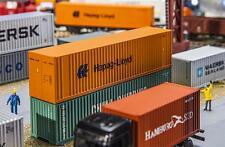 Faller 180842-1//87//h0 40/' Hi-Cube contenedor-hanjin-nuevo