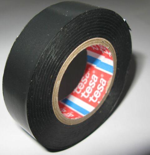 20m x 19mm Tesa cinta aislante para vehículos elektroarbeiten cinta autoadhesiva ISO Band