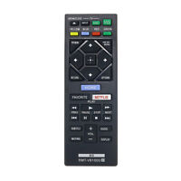Sony Replacement Remote For Sony Bdp-bx550, Bdp-bx650, Bdp-s1500, Bdp-s2500