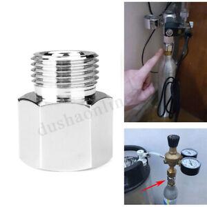 Co2-Adaptateur-Cylindre-Sodastream-Bouteille-Pr-Aquarium-Pression-CO2-Reducteur