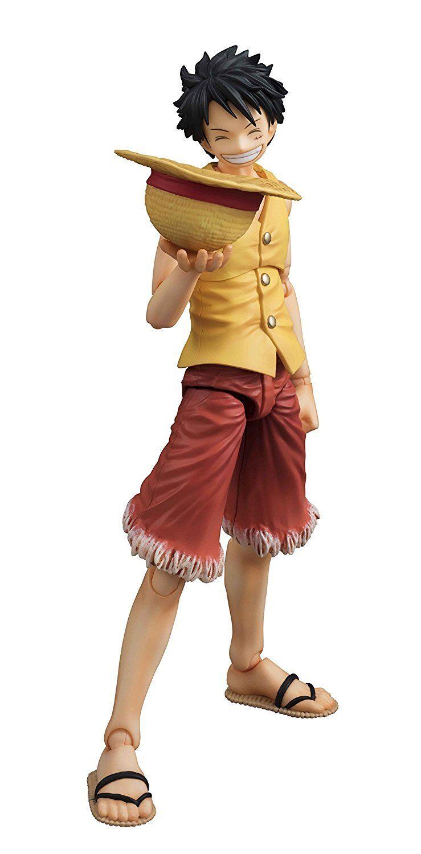 MegaHouse Variable Action Heroes  ONE PIECE Monkey D. Luffy passé bleu (Ver. jaune)  préférentiel