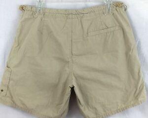 Image is loading Columbia-Shorts-Women-039-s-M-Khaki-Beige-Measurements- ee25c396e