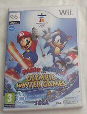 Mario e Sonic ai Giochi olimpici Wii PAL