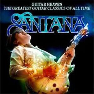 Santana-Guitare-Heaven-le-Plus-Grand-Guitare-Neuf-CD