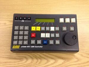 DNF Controls ST300 VTR / DDR Controller VERY GOOD CONDITION