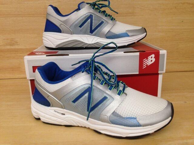 New Balance m3040sb1 Hombre Athletic cómodo plata / azul nosotros cómodo Athletic 0707af