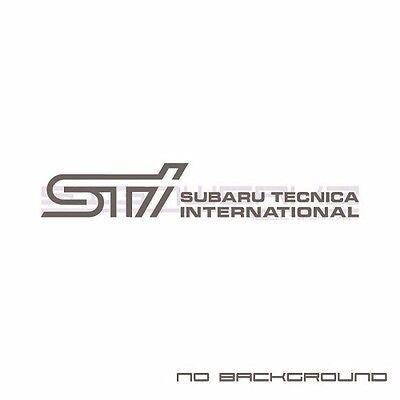WRC Racing Wreath Decal Sticker SPT AWD SUBARU SCOOBY STI IMPREZA S208 Pair