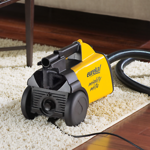 Eureka Mighty Mite 3670g Canister Vacuum Cleaner 12 A