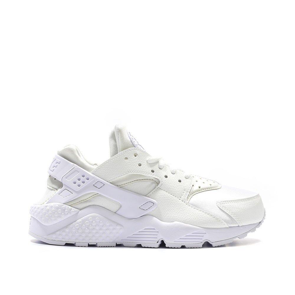 Nike WMNS Air Huarache Run   634835 634835 634835 108 Triple White Women SZ 6 - 12 4f3e26