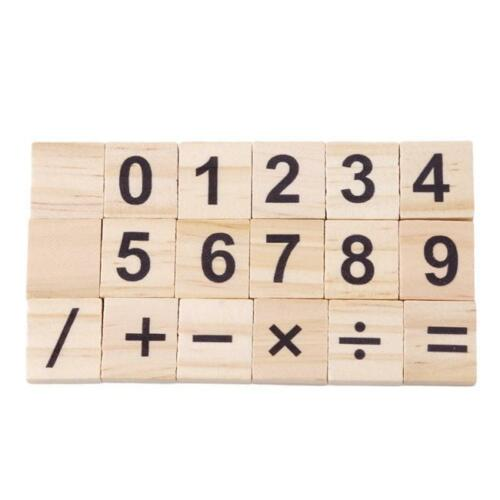 Wooden Scrabble Individual Tiles Letters Numbers For Craft Alphabet Game Wood