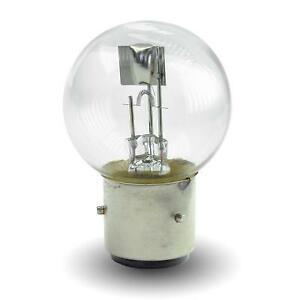 Lampadina bianca G40 BA21D 6V36/45W