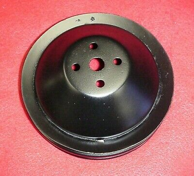 1965-1966 Corvette Water Pump Pulley 396 427 NO AC 2 Groove #3864480