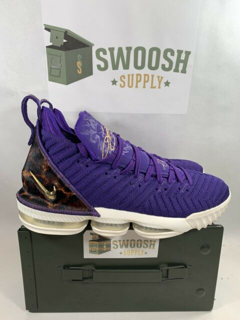 nike lebron 16 court purple