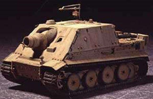 Trumpeter 1//72 Sturmtiger Assault Mortar Early Version