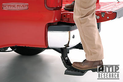 Tecoom Retractable Folding Bed Step for 2015-2020 F150 Aluminium Alloy Hitch Step Bumper Step