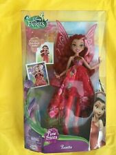 Pixie Prints Rosetta *BRAND NEW* Disney Fairies 9-Inch Classic Doll