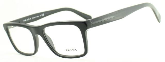 162f9efa508 ... ireland prada vpr 06r 1bo 1o1 eyewear frames rx optical eyeglasses  glasses italy trusted aea3b a68c5