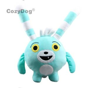 Abby Hatcher Bozzly plush handmade soft plush Bozzly toy Abby Hatcher toys