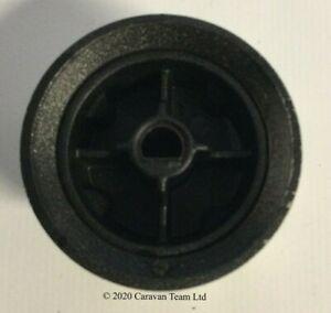 Thetford Spinflo Cooker Control Knob Black SPCC0619.BK