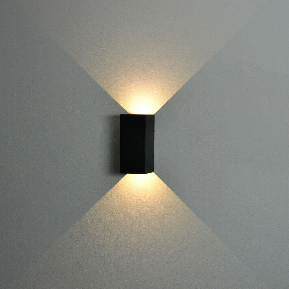 Nordlux Norma LED Applique D'Extérieur 2 X 167lm gris Applique Murale