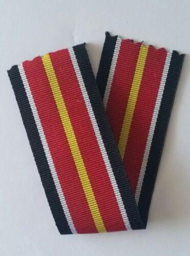 Ruban de la Médaille des volontaires espagnoles sur le front Russe 1941-44 REPRO