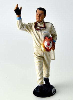 1:18 Lemans Miniatures 1966 Jack Brabham Waving With Mascot Figurine Flm118029 Compleet In Specificaties