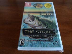 Bass Pro Shops The Strike Championship Edition Nintendo Switch 2018 New 860108001237 Ebay