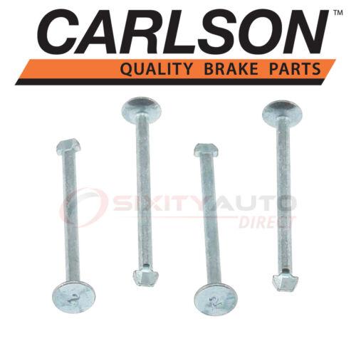 Carlson H1105-2 Brake Shoe Spring Hold Down Pin Drum Service Hardware se