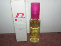 Vintage Avon Pro Sport Woman Spray Eau De Toilette 30ml Perfume