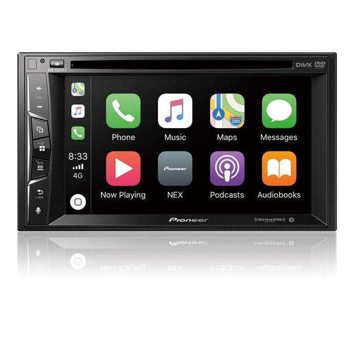 Pioneer Avh X5800bhs 2din 7 Lcd Dvd Cd Bluetooth Hd Radio Plus Sirius Xm Tuner For Sale Online Ebay