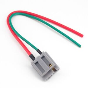 Details About 170072 Hei Distributor Connector Plug Dual 12v Power Tach Wire Harness Pigtail