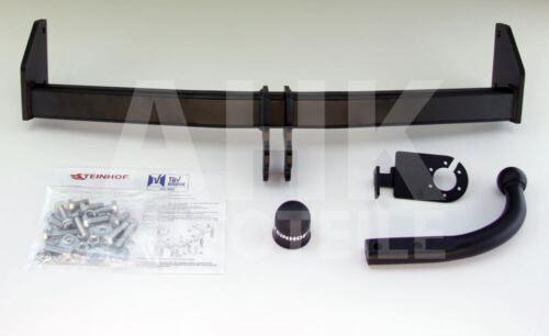 Für Jeep Compass MK49 06-11 Kpl Anhängerkupplung starr+ES 13p uni AHK