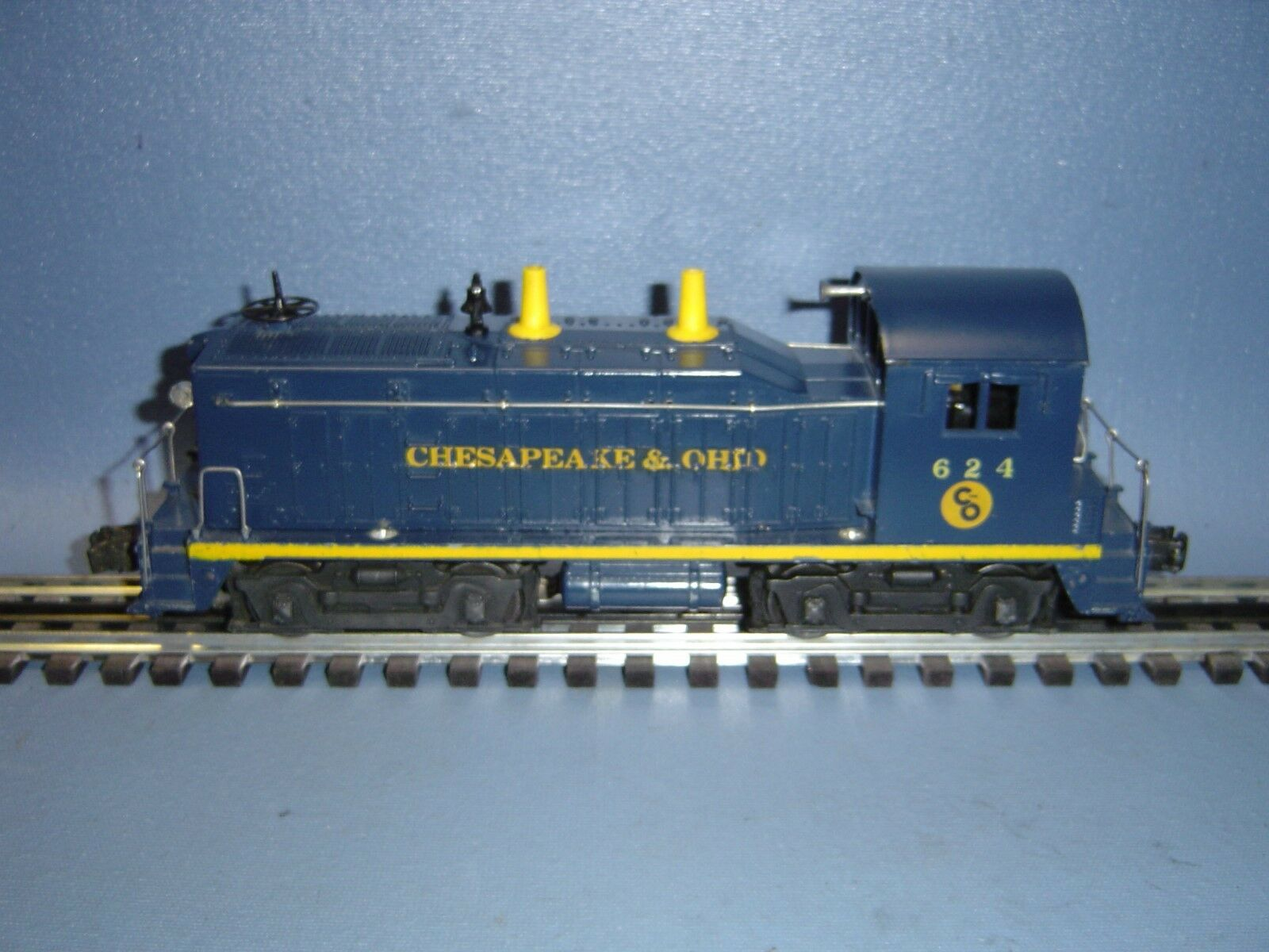 Lionel - 624 Chesapeake & Ohio Switcher EX+++ Condition EX Condition