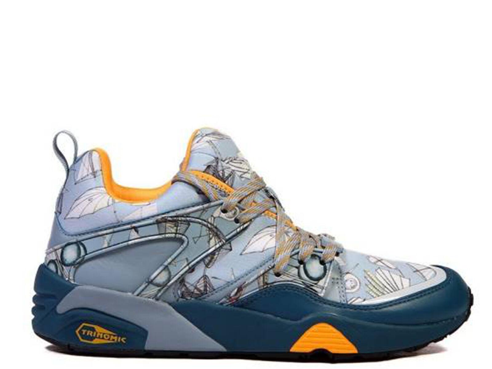Brand New Puma Blaze of Glory X Swash Mens Athletic Fashion Sneakers [358860 01]
