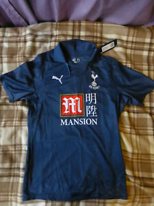 competitive price fff41 41c28 Details about Tottenham Hotspur 125th Anniversary Kit Spurs Home & Away  Jersey **New**