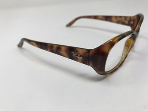 c4699932f90 Ray Ban Sunglasses RB 4061 642 57 Made In Italy Tortoise No Lens ...