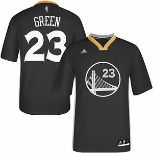 Image is loading Draymond-Green-Adidas-Golden-State-Warriors-Youth-Alternate - 9ffd98db9